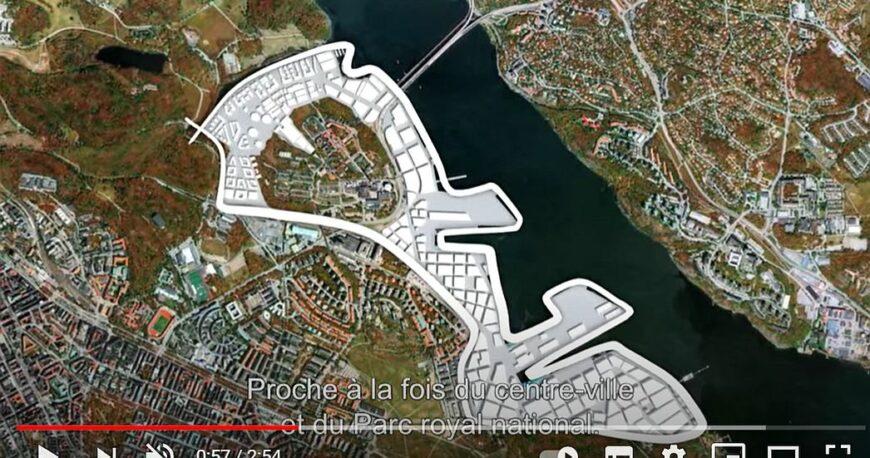 Stockholm Royal Seaport stockholmsstad