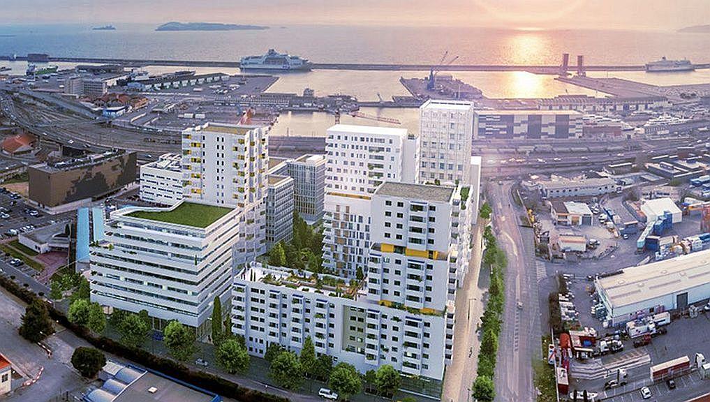 Marseille Euromediterranée, Smartseille