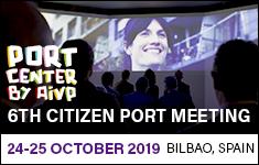 6th Citizen Port Meeting - Bilbao (Spain), 24-25 October 2019