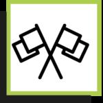 pictogramme drapeaux