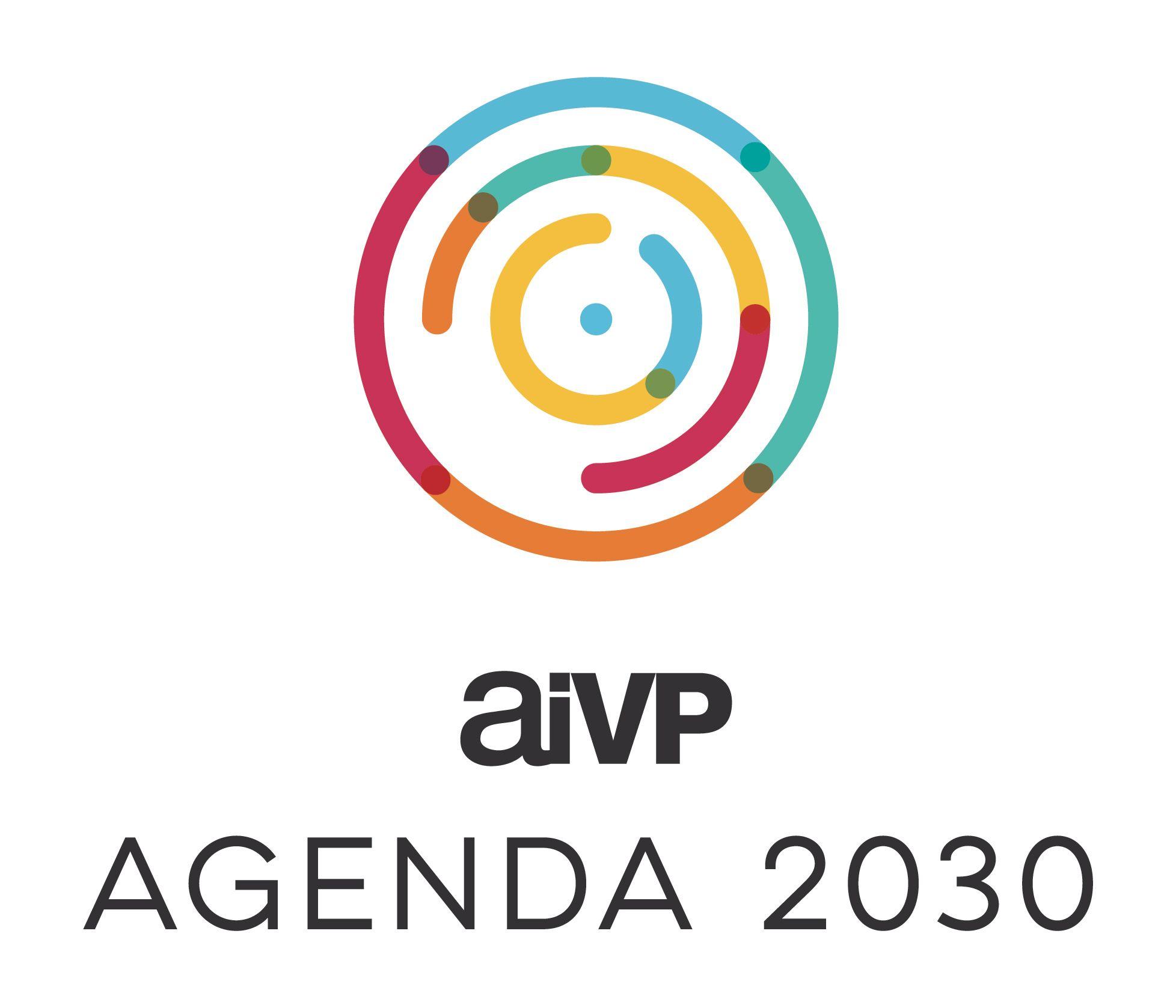logo agenda aivp 2030