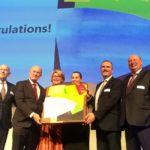photo des lauréats ESPO award 2019
