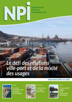 couverture du magazine NPI novembre 2019