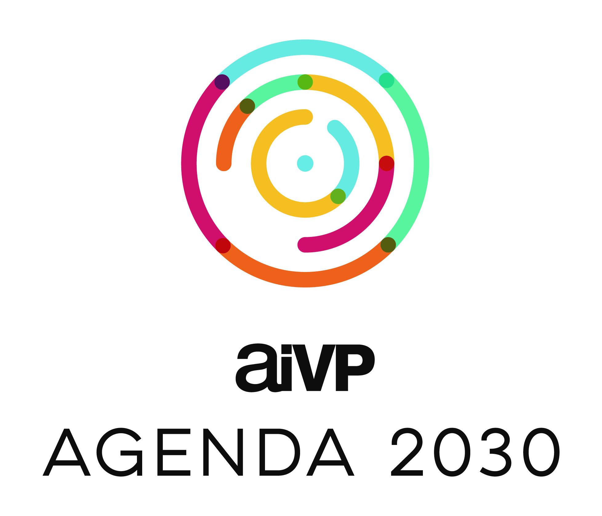 Logo Agenda 2030 AIVP