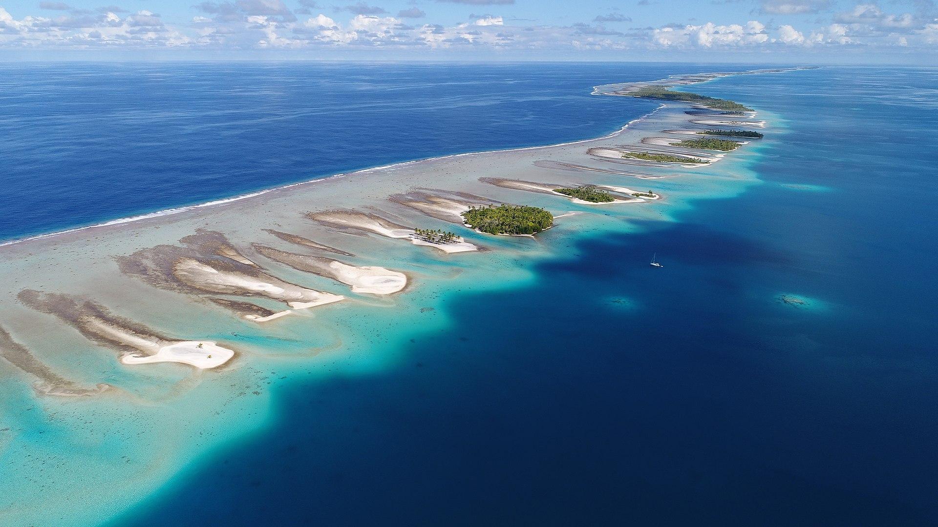 Atoll de Raroia
