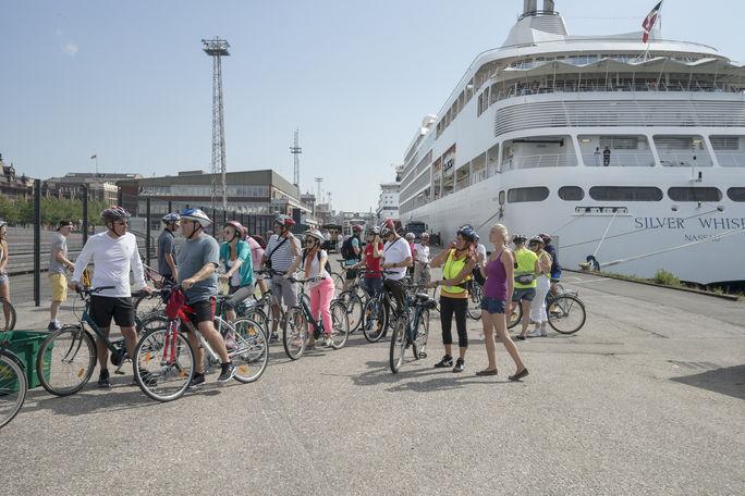 Cruise terminal Helsinki