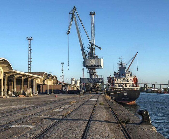 Puerto de Sevilla - Muelle Tablada