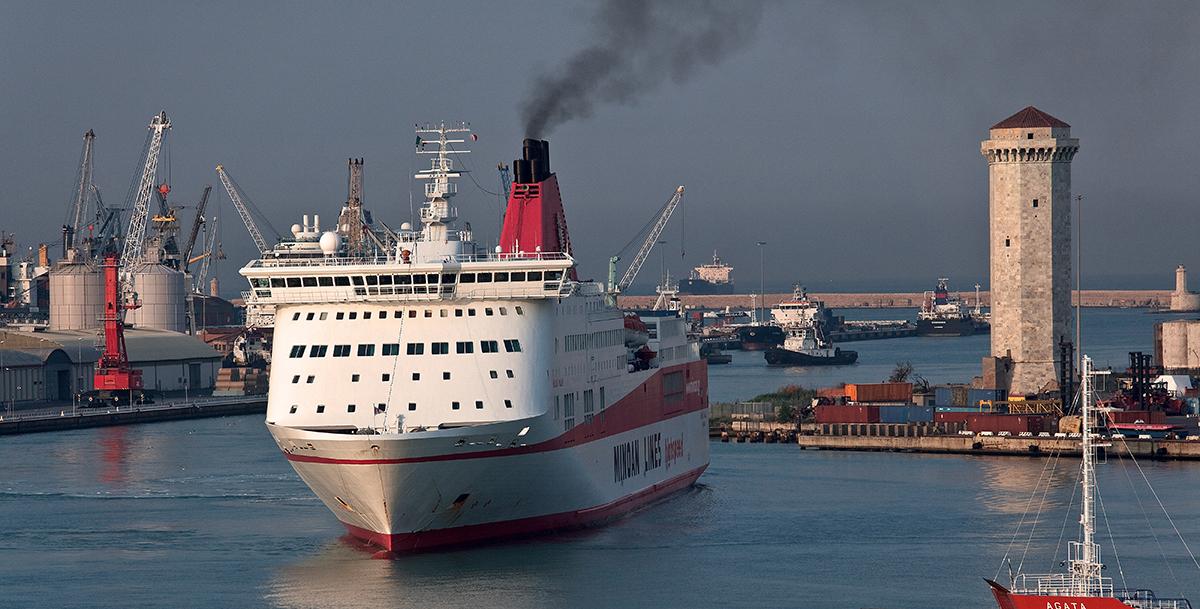 Port de Livourne