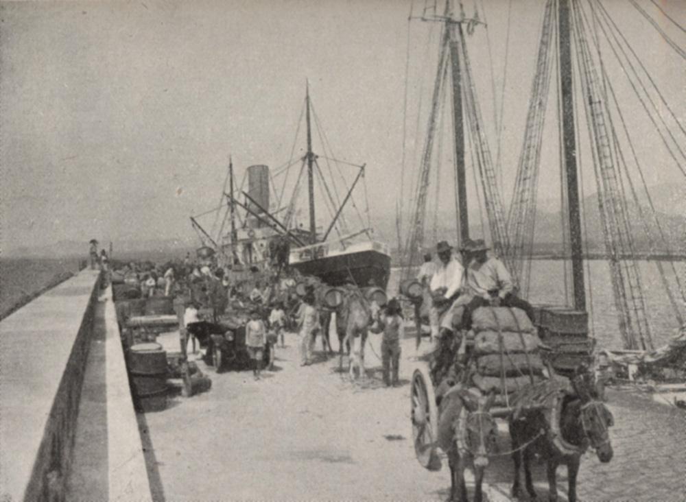 Port de Lanzarote ancien