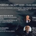 Cruceros y ciudades portuarias: ¿Qué futuro después de la ruptura del Covid-19?