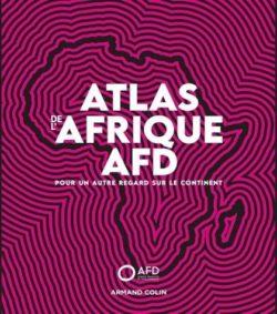 couverture du livre Atlas Afrique AFD