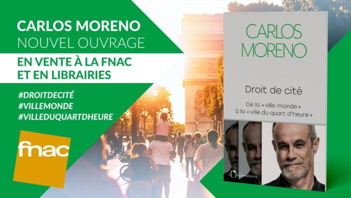 livre droit de cité Carlos Moreno