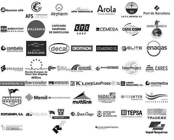 Partenaires du Plan de développement durable sectoriel de Barcelone