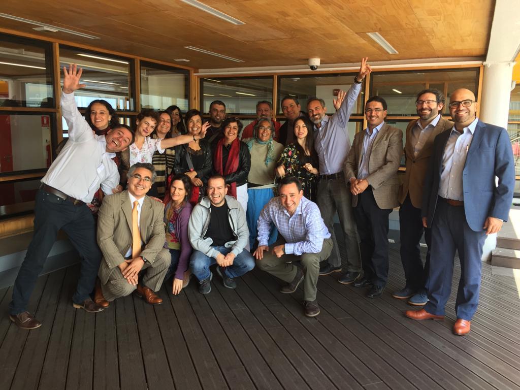 Estudiantes Diplomado Puerto- Ciudad