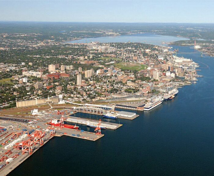 Port City of Halifax