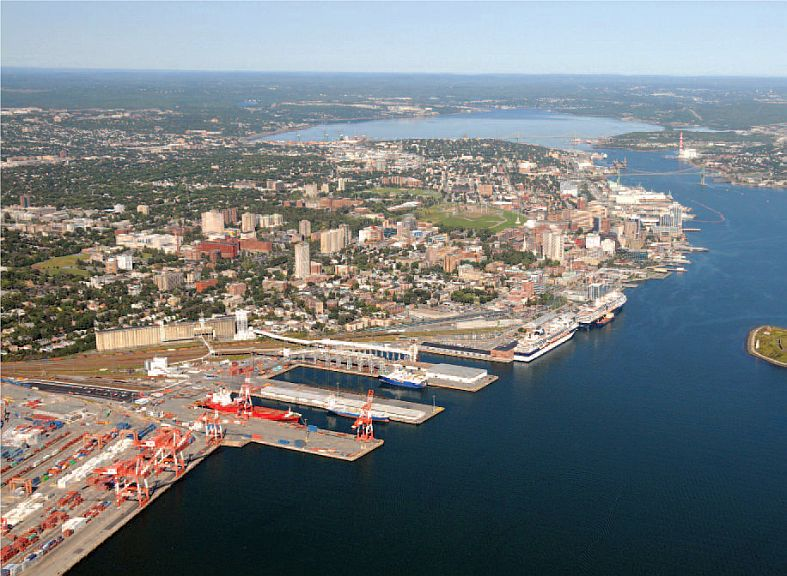 Port City of Halifax