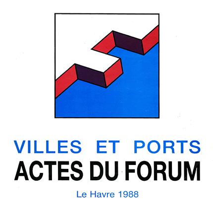 page de couverture des actes du forum de 1988