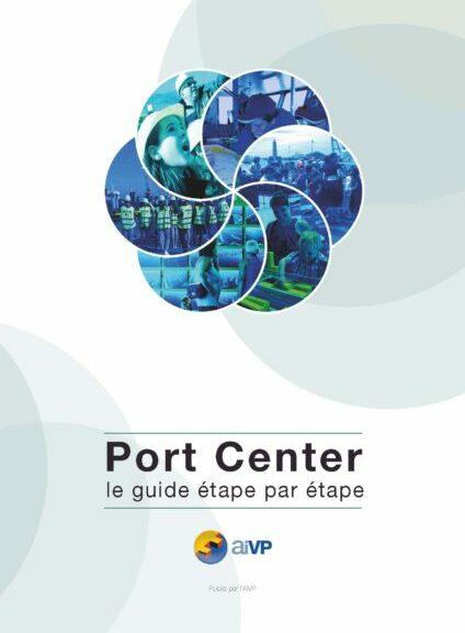 couverture du guide port center by AIVP