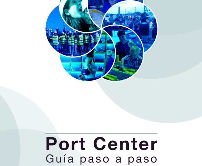 primera pagina de la guia port center