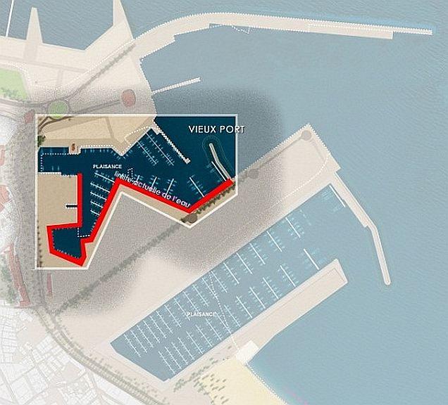 Tanger Projet Ville Port Plaisance