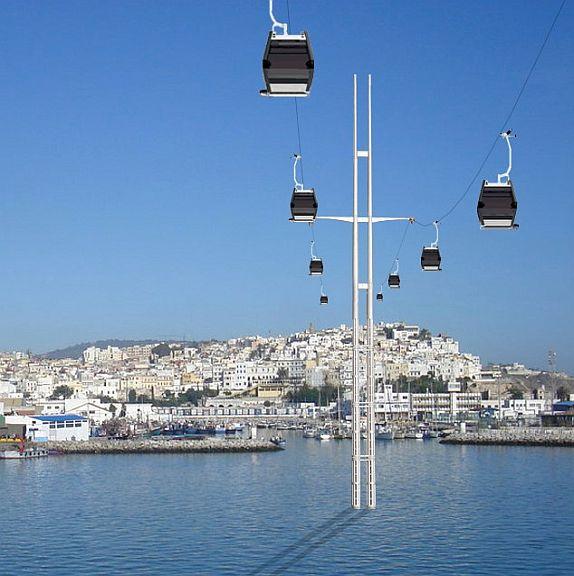 Téléphérique Tanger
