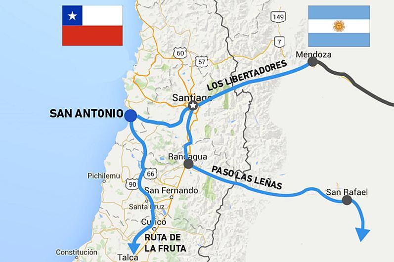 Puerto San Antonio - Citizen intergration