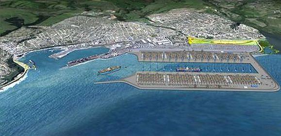 Extension Port San Antonio