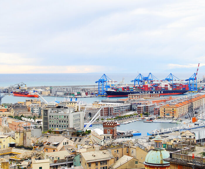 Port City of Genova, Port-city interface, Waterfront