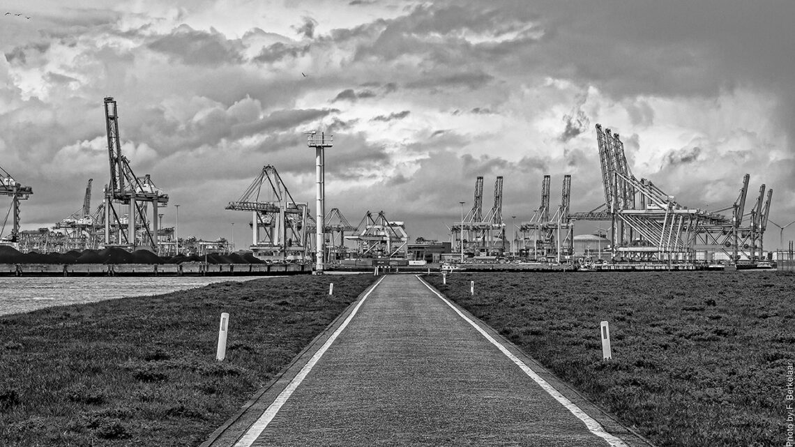 Rotterdam Port -Frans-Berkelaar