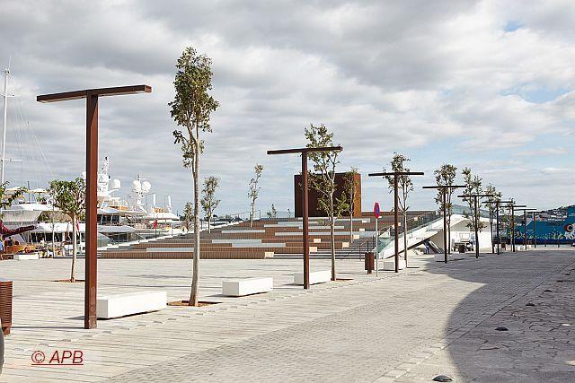 Ibiza - Port des Baléares - Projet Ville Port