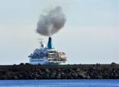 OMI: las emisiones del transporte marítimo crecen un 10% entre 2012 y 2018