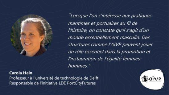 L'actualité Ville Port internationale - Edition spéciale droits des femmes