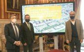 Acuerdo Ciudad Puerto en Sevilla (España)