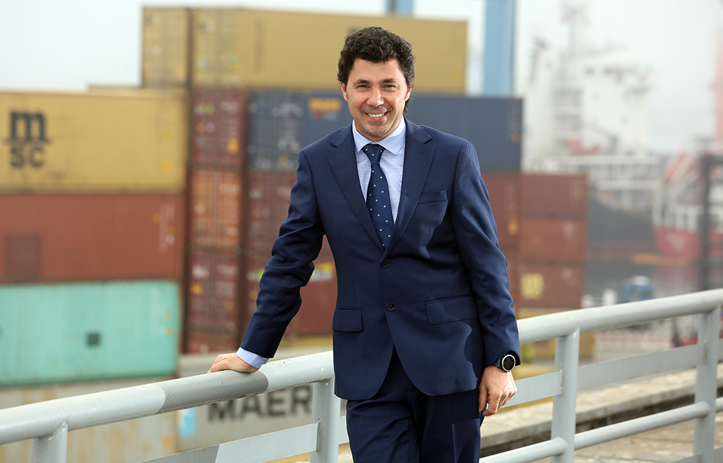 General Manager Valparaiso