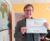 """La AIVP recibe el sello """"EXPECT"""" del Ministerio de Relaciones Exteriores francés"""