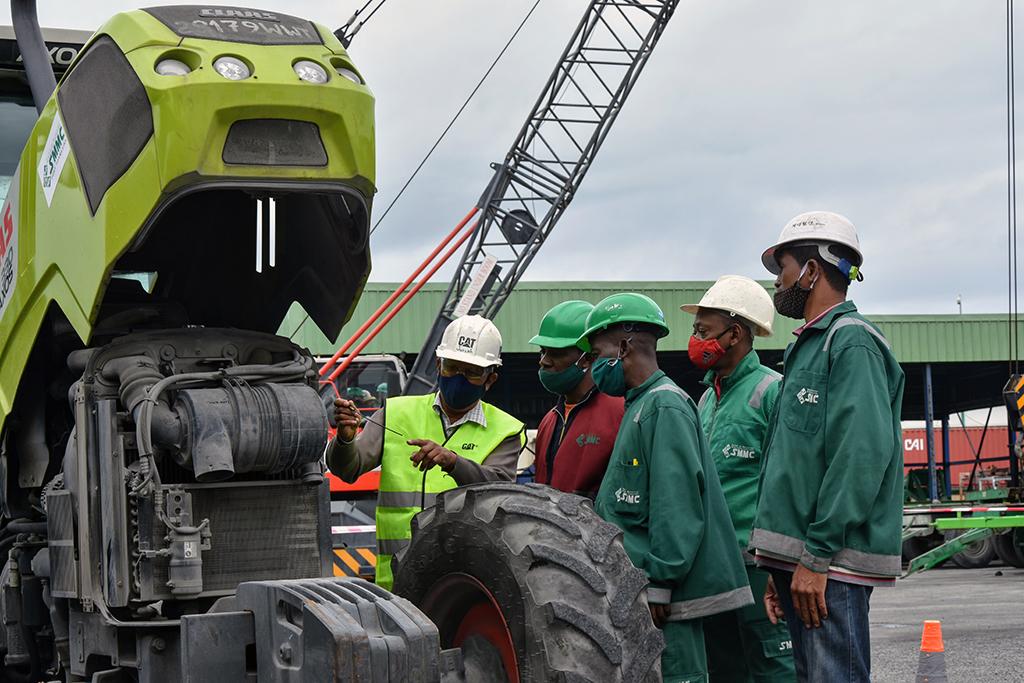 SMMC Toamasina - Port Workers